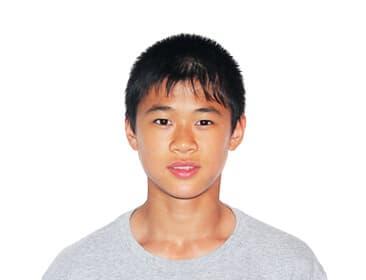 Un portrait de Brian Yang
