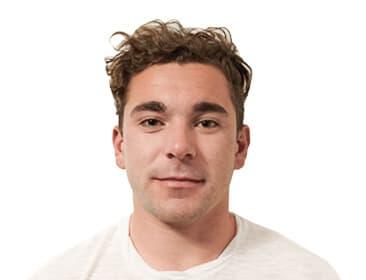 A portrait of Evan DePaul