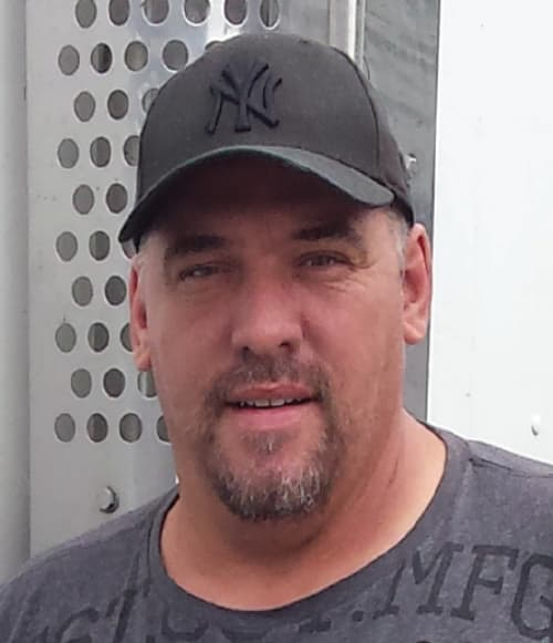 A portrait of Joey Myers