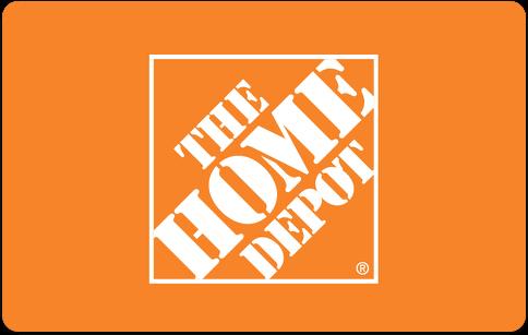 Carte-cadeau Home Depot