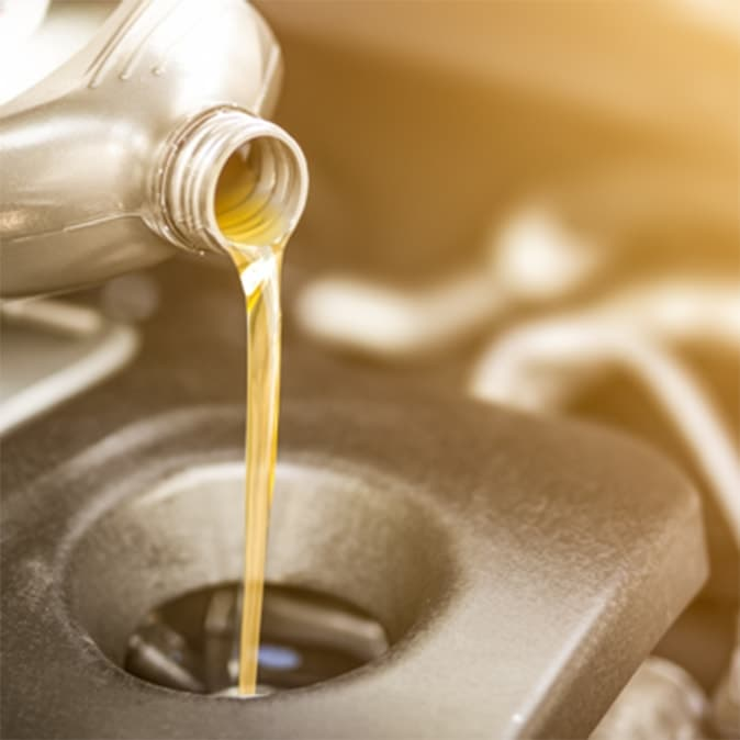 Motor oils and fluids