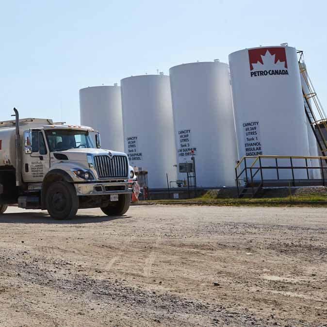 Refuel Petro-Canada lubricants