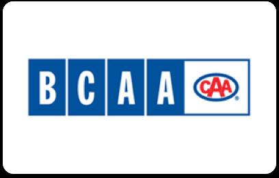 BCAA card
