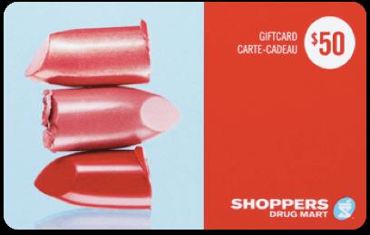 Carte-cadeau Pharmaprix