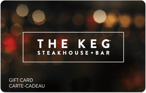 Carte-cadeau The Keg