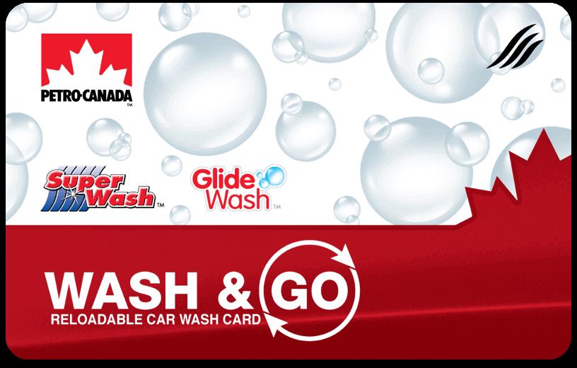Petro Canada Car Wash Wash And Go Card Season Pass Petro Canada