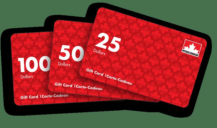 Gift card fan